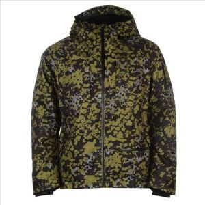 2016 Unisex Development Cool All Over Camo Print Ski Jacket pictures & photos