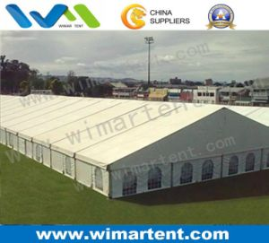 20mx65m White Aluminum Structure PVC Tent for Warehouse pictures & photos