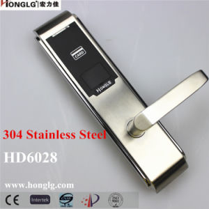 Electronic Door Lock Hotel Card Lock System (HD6028) pictures & photos