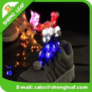 LED Nylon Easy Soft Light Dance Personality Shoelace (SLF-NS001) pictures & photos