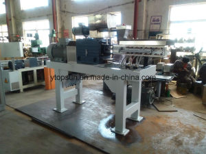 Powder Coating Production Twin Screw Extruder pictures & photos