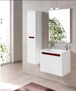 Wall Hung MDF Bathroom Cabinet with Certificate (SW-1321) pictures & photos