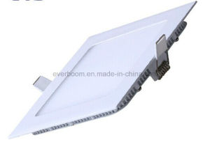 12W Square LED Panel Lighting with CE RoHS (SP12S) pictures & photos