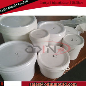 Plastic Food Packaging Bucket Mold (500ml) pictures & photos