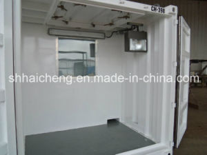 China Standard Prefabricated Container House for Dormitory pictures & photos