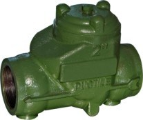 Ductile Iron Threaded End Swing Check Valve