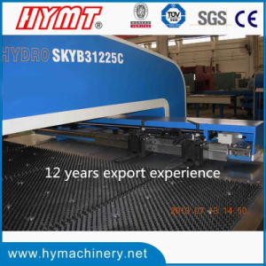 SKYB31240C type hydraulic turret punching press machine pictures & photos