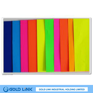 Self Adhesive Paper in Fluorescent Color pictures & photos
