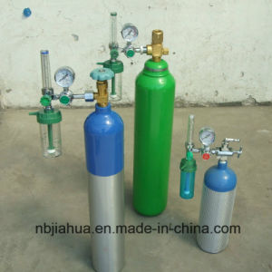 6.7L/10L Steel Oxygen Cylinders with Cylinder Caps pictures & photos