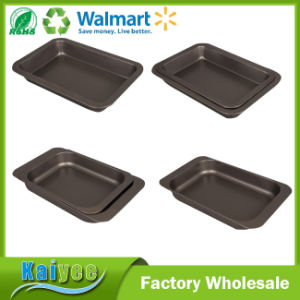 Different Size Rectangle Nonstick Bakeware Loaf Pan for Kitchen pictures & photos