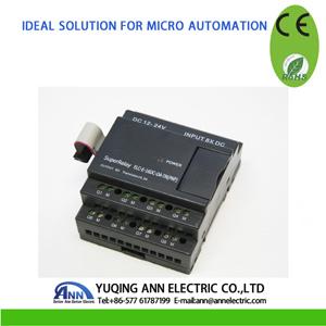 Micro PLC Controller Smart Relay Elc-E-16DC-Da-Tn Ce RoHS pictures & photos