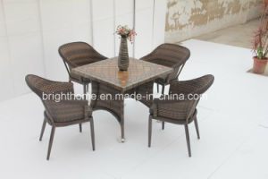 2015 New Design Dining Set Wicker Furniture/Outdoor Leisure Furniture (BP-3033) pictures & photos