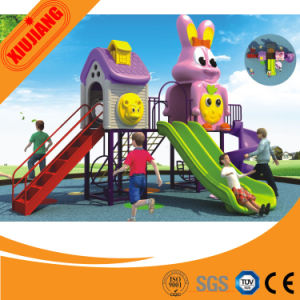 Lovely Soft Children Playground/ Nicely Children Outdoor Playground Equipment pictures & photos
