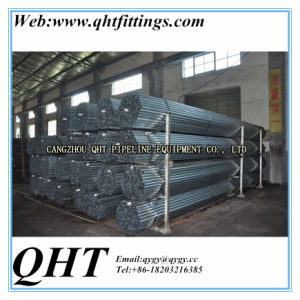 Hot Dipped Galvanized Steel Pipe in Hot Sale pictures & photos