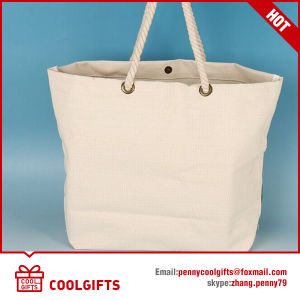 Eco Friendly Recyle 100% Cotton Handle Bag for Promotion pictures & photos