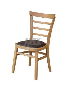 Timber Chair Bentwood Side Chair Restaurant Furniture Solid Wood Chair pictures & photos