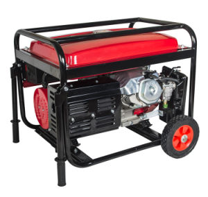 OEM Manufacturer Ce Approved King Power Gasoline Generator Max Power 6kw 220V pictures & photos