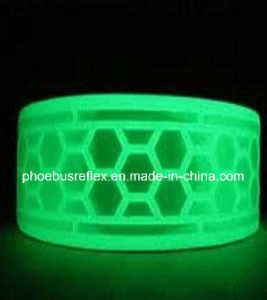 Glow in Dark Reflective PVC Tape pictures & photos