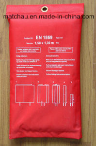 High Quality Emergency Fire Blanket for Sale pictures & photos