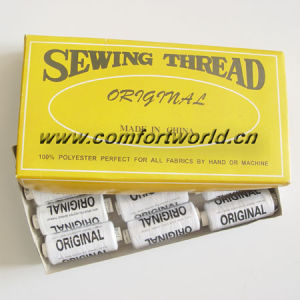 Sewing Thread in Tube in Box Packing pictures & photos