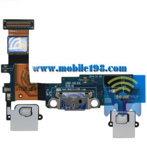 Charging Port Flex Cable for Samsung Galaxy S5 Repair Parts pictures & photos