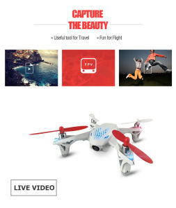 RC Quadcopter with Camera Screen pictures & photos