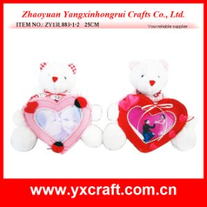 Valentine Decoration (ZY13L883-1-2) Photo Frame Gift Ornament Craft Product pictures & photos