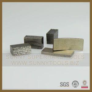 2015 Diamond Segment for Stone Edge or Block Cutting pictures & photos