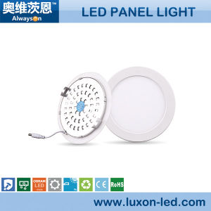 3W 6W 12W 18W 24W Slimoon Round LED Panel Light