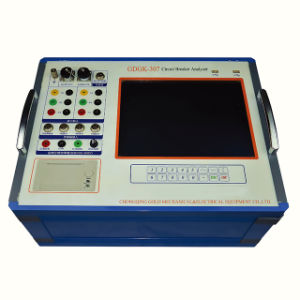 Circuit Breaker Analyzer for Power Grid System pictures & photos