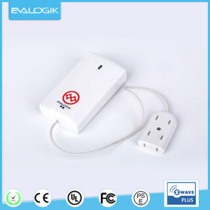 4.5V Wall Mounted Flood Sensor for Home Security (ZW104) pictures & photos