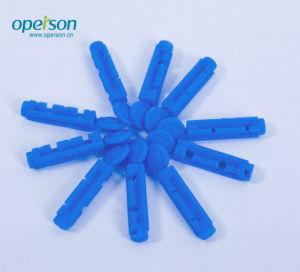 Sterile Disposable Plastic Twist Blood Lancet pictures & photos