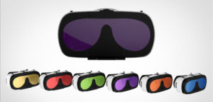 Vr8 3D Virtual Reality Glasses 3D Glasses pictures & photos
