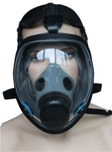 Self-Contained Breathing Apparatus Full Face Mask pictures & photos
