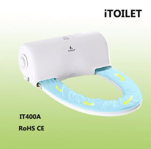It400A Smart Bathroom Ware Hygienic Toilet Seat with Visible Hygiene