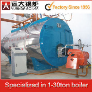 Hih-Tech Induatrial Gas Oil Fired Steam Boiler for India Pakistan Bangladesh Sri Lanka Country pictures & photos