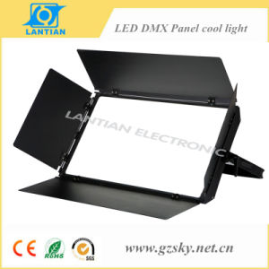 200W Flicker Free LED DMX Panel Studio Cool Light pictures & photos