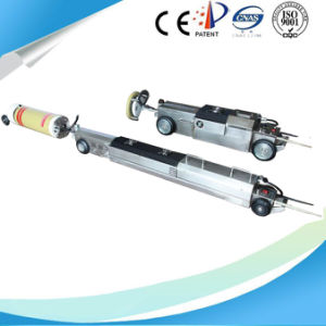 Industrial NDT X-ray Pipeline Crawler