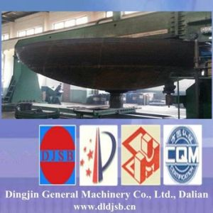 Large Specification Atmospheric Tank Elliptical Head (Integral Forming) pictures & photos