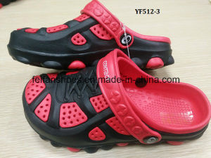 Hot Sale Casual EVA Garden Shoes Children Shoes Beach Shoes (YF512-3) pictures & photos