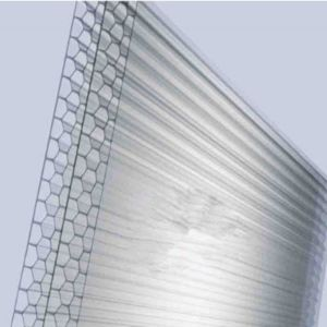UV Transparent PC Honeycomb Panel pictures & photos