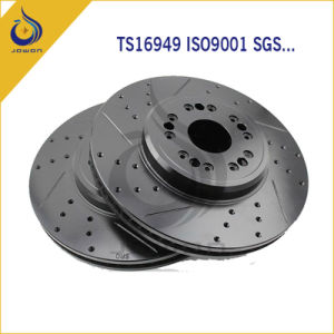 Car Accessories Auto Parts Brake Disc with Ts16949 pictures & photos