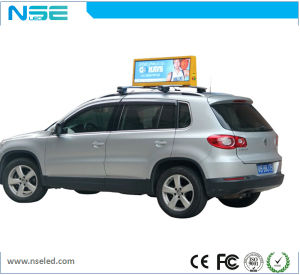 P5 Taxi Top LED Commercial Advertising Display Screen pictures & photos