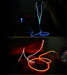 Luminous Earphone