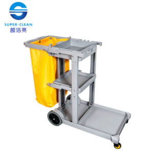 Multifunctional Janitor Cart pictures & photos