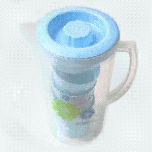 Household Transparent Plastic Water Jug with 4PCS Cups pictures & photos