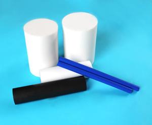 Teflon PTFE Rod with Corrosion-Resistance White Black Colour