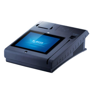 Ce FCC EMV Certified Android POS Terminal with Barcode Scanner pictures & photos