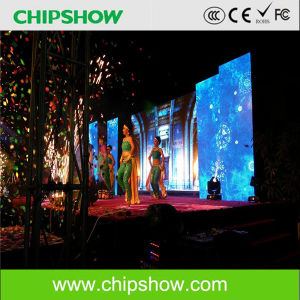 Chipshwo Full Color P3.91 Rent Indoor LED Video Wall pictures & photos