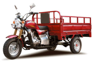 Wholesale Classic Gas 300cc Cargo Trike Motorcycle for Sale pictures & photos